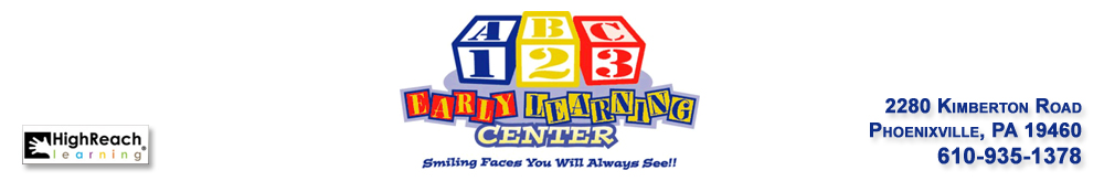 ABC123 Early Learning Center